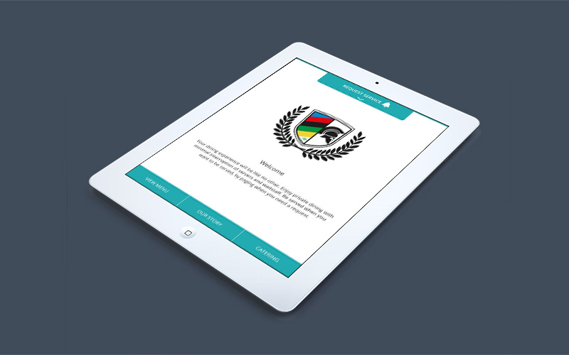 We Are Triumph iPad